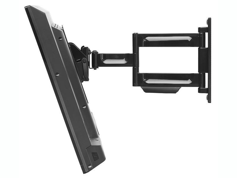 peerless pa740 paramount schwenkbare tv wandhalterung. Black Bedroom Furniture Sets. Home Design Ideas