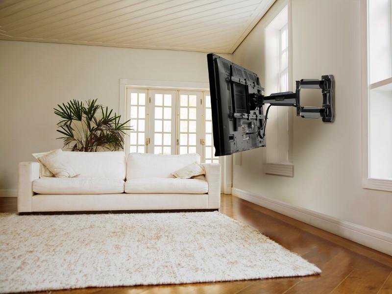 Peerless sa746pu schwenkbare tv wandhalterung 32 50zoll - Fernseh wandhalterung schwenkbar ...