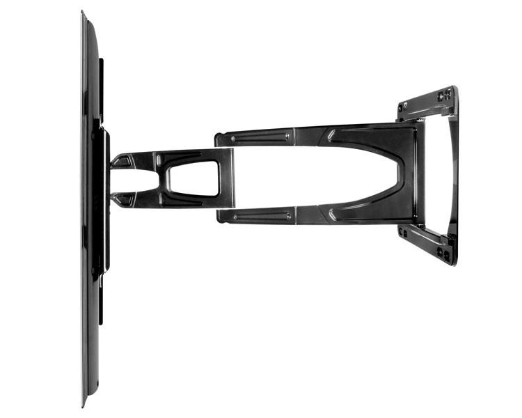 peerless slws350 tv wandhalterung mit ultraflachen schwenkarm. Black Bedroom Furniture Sets. Home Design Ideas
